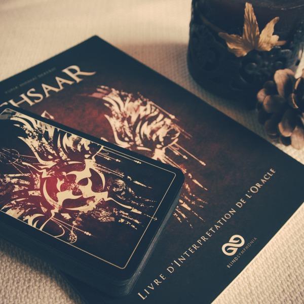 Ishsaar - Cartes & Livret d'interprétation