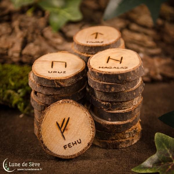 Jeu de runes d'apprentissage