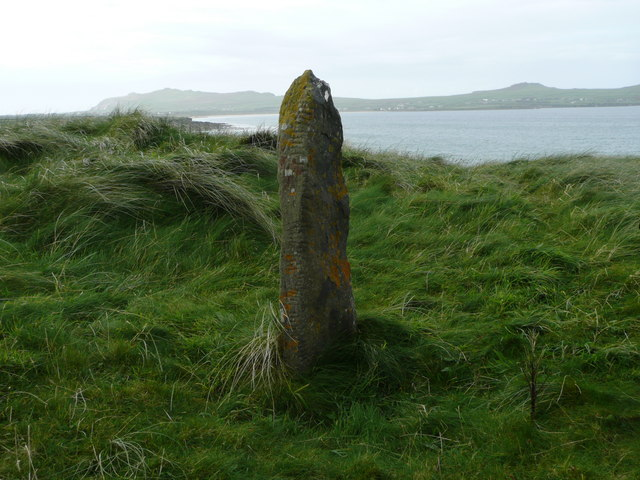 Ogham Stone - Anne Patterson