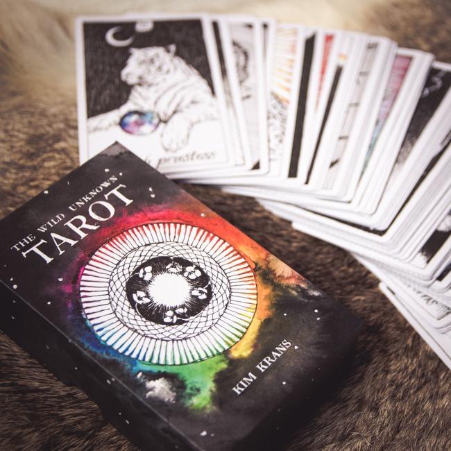 Wild Unkown Tarot, Kim Krans