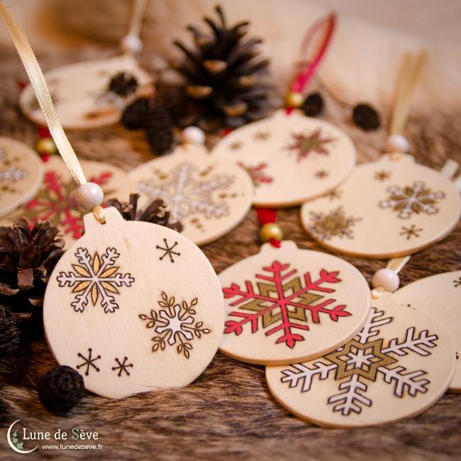 Bénédictions hivernales - Un ornement offert avec chaque commande