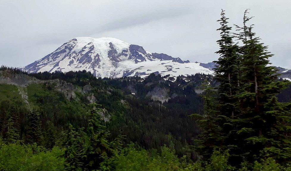 Mount Rainier - Tahoma