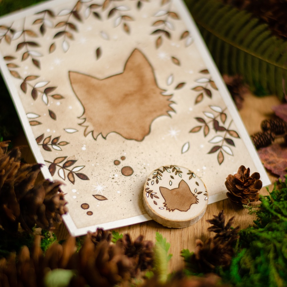 Wildera Lenormand Fox