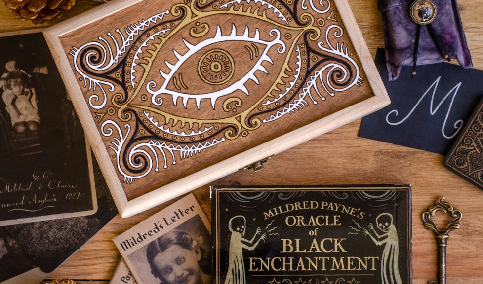 Mildred Payne's Oracles - Wooden Box