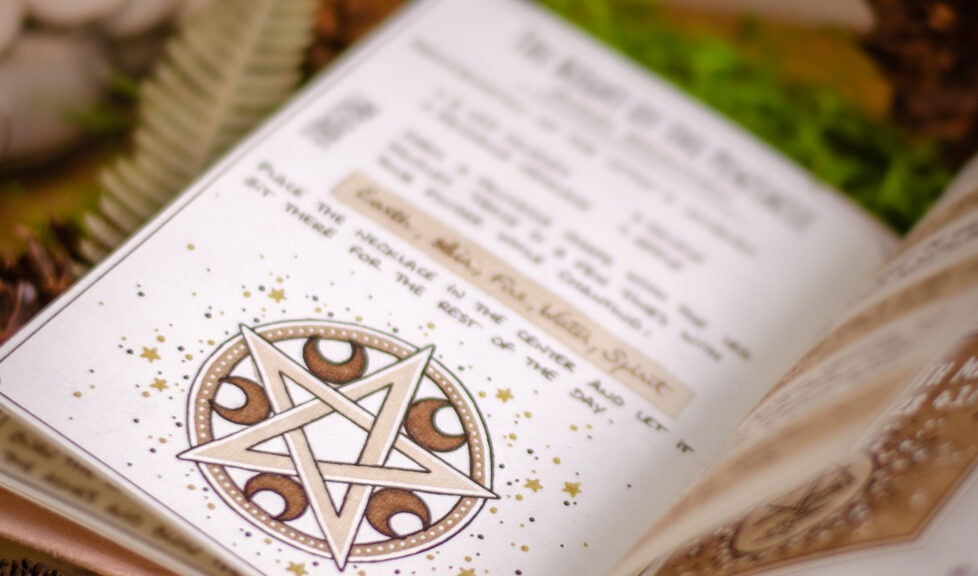 Book of Spells - Pentacle