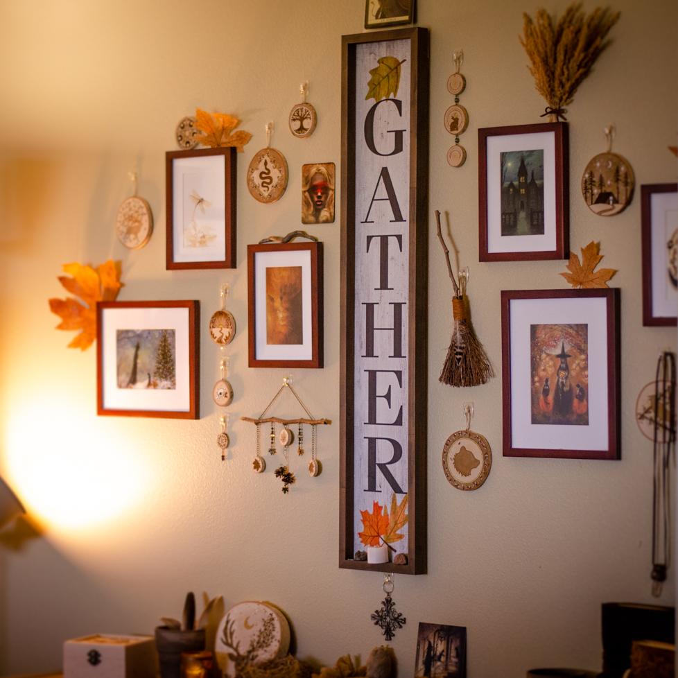 Wildera Atelier - Altar Wall