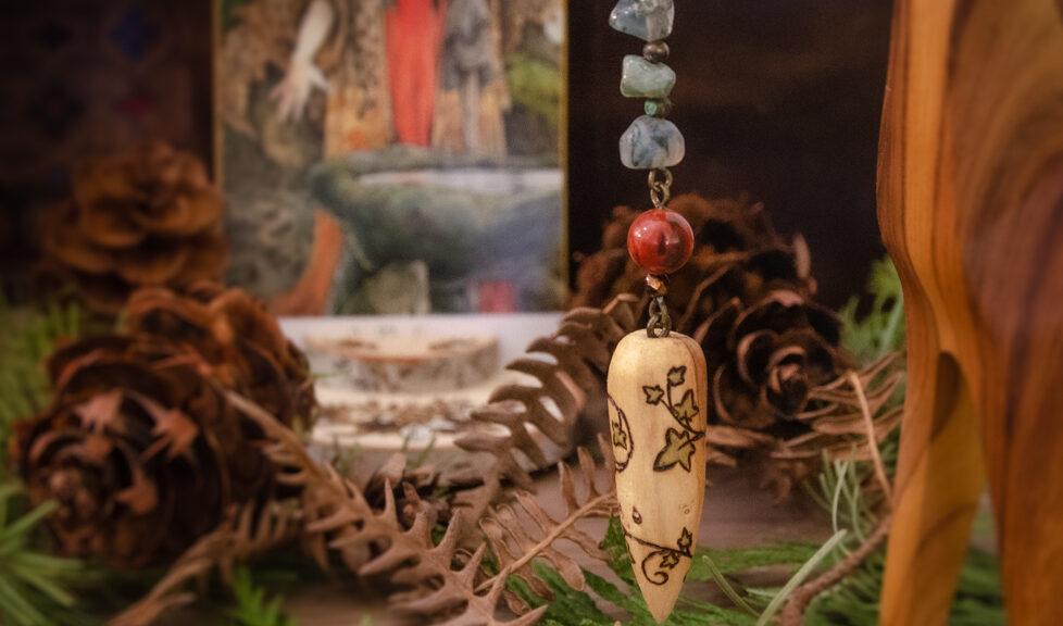 Wildwood Wooden Pendulum