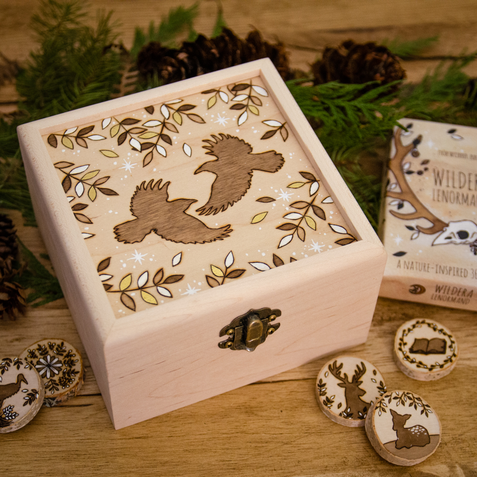 Wildera Lenormand - Forest Pack